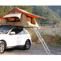 Wholesale Family 4 Person Roof Top Tent Large Capacity 145x125x28 Cm Fold Size from china suppliers
