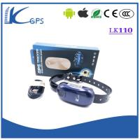 Wholesale 1000Mah Battery Personal GPS Tracker For Kids , Small GPS Locator from china suppliers
