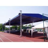 Wholesale Advertising Ladder Trade Show Truss , Simple Folding International Truss Systems from china suppliers