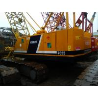 Wholesale Kobelco crane 55 ton crawler crane from china suppliers