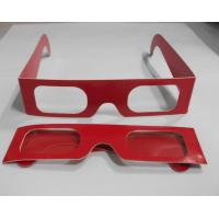 Wholesale Stereoscopic Chromadepth 3D Glasses With Spectrum Separated Watch 3D Movie from china suppliers