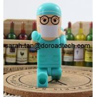 Wholesale All Kinds of Plastic Robot Design USB Flash Drives from china suppliers