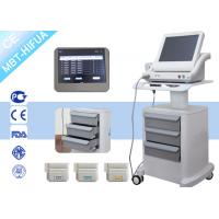 Quality High Intensity Focused Ultrasound HIFU Machine for Face Lift / Skin Tightening for sale