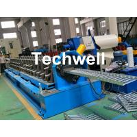 Quality 15 KW Forming Motor Power Cold Roll Forming Machine For Producing Steel Cable Tray Profile Sheets for sale