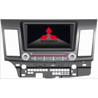 Wholesale MITSUBISHI LANCER Automobile DVD Players MP3 CD GPS With Steering Wheel Control from china suppliers