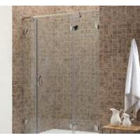 Wholesale Simple Sliding Glass Shower Screen/ Door from china suppliers
