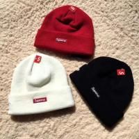 Wholesale 【wechat cx2801f】supreme beanies men and women knitted caps cheap for retail and wholesale from china suppliers