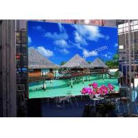 Wholesale 3.91mm Pixel Pitch Indoor Rental Led Display For Churches / Concert Hall from china suppliers