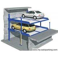 Wholesale Quaternion Double Parking Car Lift for 4 Car Storage from china suppliers