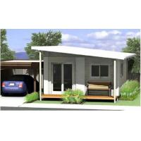 Wholesale Energy Saving Prefabricated Australian Granny Flats / Granny Flats For Holiday Living from china suppliers