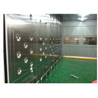 Quality Custom Class 10000 Clean Room Air Shower Passing Tunnel With Automatic Door for sale