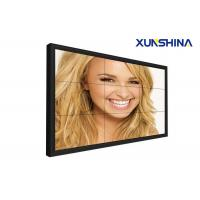 Wholesale Free Software LED 3x3 Video Wall For Clothing Shop , LG LCD Video Wall from china suppliers