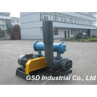 Wholesale Small High Speed 3 Lobe Roots Blower For Waste Water Treatment Plants from china suppliers