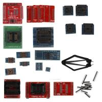 Wholesale Full Set 21pcs Socket Adapters for Super Mini Pro TL866A/TL866CS EEPROM Programmer from china suppliers