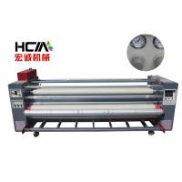 Wholesale Roller Drum sublimation Rotary Heat Press Machine for clothing / textile from china suppliers