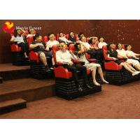 Wholesale The Most Exciting Movie Immersive Simulator 4D Cinema Business Plan Real Inside from china suppliers