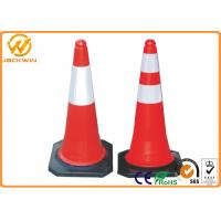 Wholesale Heavy Duty Rubber Base Traffic Management ConesWater Proof 2.5KG Weight from china suppliers