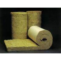 Wholesale Heat Insulation Rock Wool Blanket For Storage Tank, Large-scale Equipment Customized from china suppliers