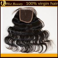 Wholesale  Swiss Lace Top Hair Closure  from china suppliers
