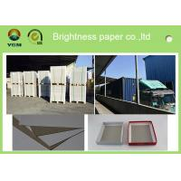 Wholesale Single Side Coated Duplex Paper Board With Grey Back For Roll Package 250g from china suppliers