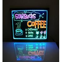 Wholesale advertising Led Fluorescence Plates screen energy saving from china suppliers
