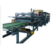 Wholesale Roof / Wall PU Foam Sandwich Panel Making Machine 50mm - 300mm Thickness from china suppliers