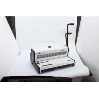 Wholesale Manual Punch Operation A3 Wire Binding Machines Office Binder Machine 21.5kg from china suppliers