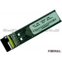 Wholesale Bidirectional Fiber Optic Transceiver LC SFP Module For Gigabit Ethernet from china suppliers