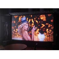 Wholesale P6 1R1G1B LED Screen Panel for Indoor , Flexible LED Curtain Display from china suppliers