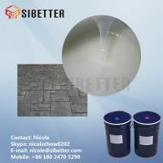 Translucent Platinum RTV Silicone for Culture Stone Molds