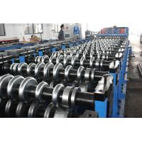 Wholesale Galvanized Steel Silo Roll Forming Machine With 18 Forming Stations from china suppliers