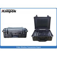 Wholesale 17 Inch Wireless Monitor Receiver , Video HDMI Wireless Receiver Portable Receiver Suitcase from china suppliers