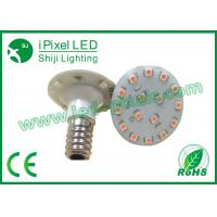 Wholesale High Brightness E14 Digital LED Light Bulb For Commercial Amusement from china suppliers