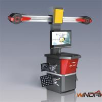Wholesale +30000 Vehicles Databases Car Wheel Alignment Machine with 4 Targets Plates from china suppliers