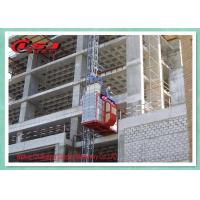 Quality 1 Ton Capacity Man And Material Hoist , Reliable Construction Site Elevator for sale