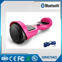 Wholesale Bluetooth Self Balancing Scooter , Air Wheel Self Balancing Electric Unicycle from china suppliers