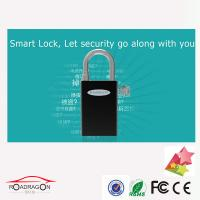Buy cheap Smart GPS Padlock GPS GSM real time vehicle tracking Container / Lock Long Battery Life from wholesalers