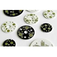 Wholesale Single Sided PCB , led circuit board FR4 PCB Fabrication Black  Solder Mask from china suppliers