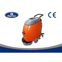 Wholesale Custom Walk Behind Compact Floor Scrubber Dryer Machine High Maneuverable from china suppliers