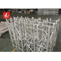 Wholesale Safty Heavy Loading 290mm Aluminum Square Exhibition System Spigot Lighting Truss from china suppliers