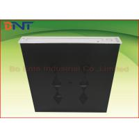 Wholesale FHD 15.6 Touch Screen LCD Monitor Motorized Lifting Up Mechanism With Automatic Microphone from china suppliers