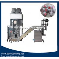 Wholesale stainless pillow tea/coffee/filter bag/sachet filling packing machine of automatic from china suppliers