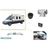 "Wholesale 1/3"" Sony CCD 360 Degree Rotation Armed Escort Vehicle Security Camera System from china suppliers"