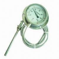 Wholesale Thermometer with 70mm Diameter of Dial and 90mm Insert Length from china suppliers