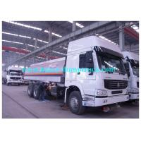 Wholesale 15cbm / 20 cbm Water Tank Truck  with engine 290hp  LHD / RHD 6x4 from china suppliers