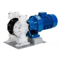 Wholesale Polypropylene Pneumatic Diaphragm Pumps With Cycloidal Reducer 3kw from china suppliers