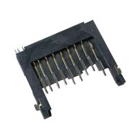 Buy cheap 12V Plastic Cardholder Socket Micro SD + Micro SIM Connector For Set Top Box , Long Type from wholesalers