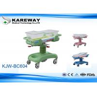 Wholesale Portable Small Newborn Baby Cot With ABS Tray And Base And Steel Frame from china suppliers