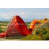Buy cheap Long Swimming Pool Aqua Park Equipment Fiberglass Surf Wave Pool Water Slide from wholesalers