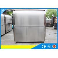 Wholesale Gullwing Doors 304 Stainless Steel Food Cart Dry Storage Cupboard from china suppliers